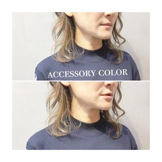 エフォートレス ナチュラル 女子力 透明感 ヘアスタイルや髪型の写真・画像