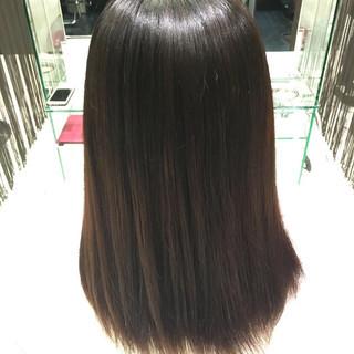 TOKIOトリートメント サラサラ ロング ナチュラル ヘアスタイルや髪型の写真・画像