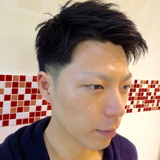 かっこいい 刈り上げ メンズ ショート ヘアスタイルや髪型の写真・画像