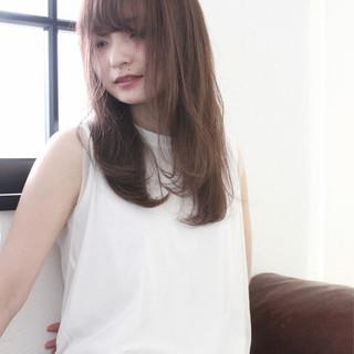 大人かわいい ロング ゆるふわ 外国人風 ヘアスタイルや髪型の写真・画像