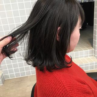 美容師 三栖逸美さんのヘアスナップ