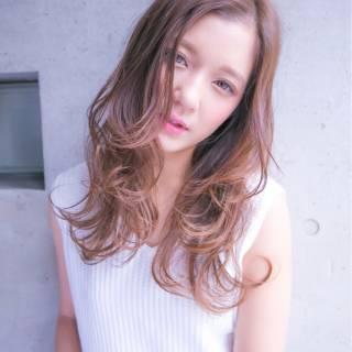 ストリート 春 センターパート パンク ヘアスタイルや髪型の写真・画像
