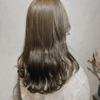 韓国ヘア 韓国 外国人風カラー 簡単ヘアアレンジ ヘアスタイルや髪型の写真・画像
