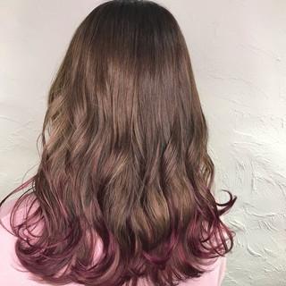 ガーリー ミディアム 簡単ヘアアレンジ デート ヘアスタイルや髪型の写真・画像