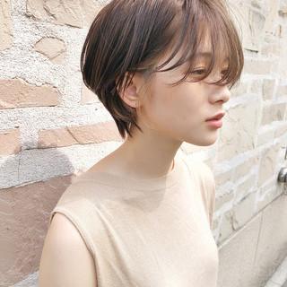 アンニュイほつれヘア スポーツ ショート 簡単ヘアアレンジ ヘアスタイルや髪型の写真・画像 ヘアスタイルや髪型の写真・画像