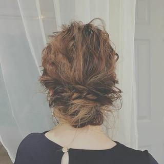 ロング ゆるふわ ヘアアレンジ 大人かわいい ヘアスタイルや髪型の写真・画像 ヘアスタイルや髪型の写真・画像