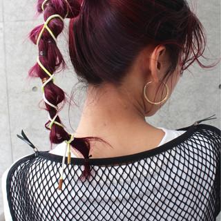 夏 モード 大人かわいい パーティ ヘアスタイルや髪型の写真・画像