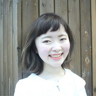 Rika Fuchigamiさんのヘアスナップ
