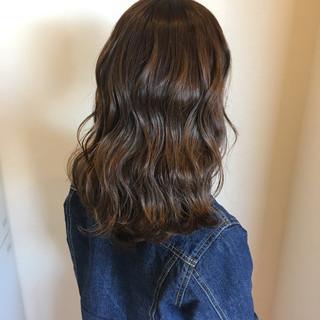 春 透明感 フェミニン 夏 ヘアスタイルや髪型の写真・画像