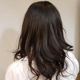 ゆる巻き デート ガーリー 愛され ヘアスタイルや髪型の写真・画像