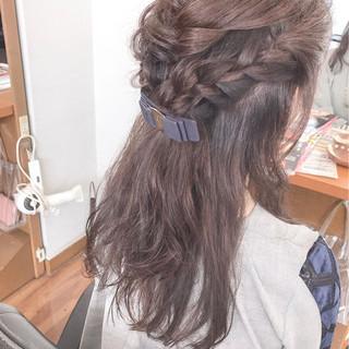 川田 舞さんのヘアスナップ