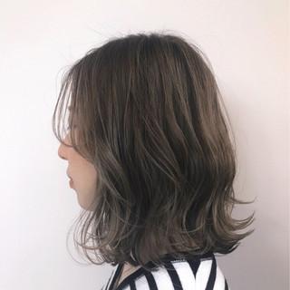リラックス ストリート ミディアム 外国人風カラー ヘアスタイルや髪型の写真・画像