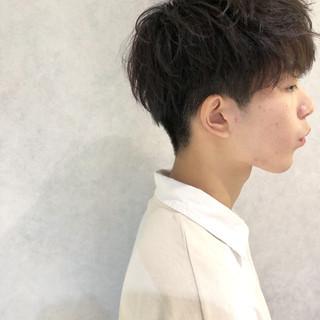 ショート メンズ ボーイッシュ モテ髪 ヘアスタイルや髪型の写真・画像