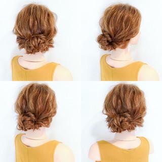 フェミニン ロング 女子会 涼しげ ヘアスタイルや髪型の写真・画像
