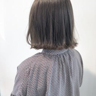 ヘアアレンジ ミニボブ ボブ 切りっぱなしボブ ヘアスタイルや髪型の写真・画像