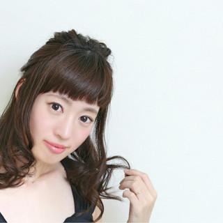 簡単ヘアアレンジ ナチュラル ショート 大人女子 ヘアスタイルや髪型の写真・画像