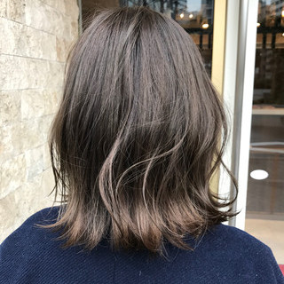 夏 ボブ 切りっぱなし 春 ヘアスタイルや髪型の写真・画像 ヘアスタイルや髪型の写真・画像