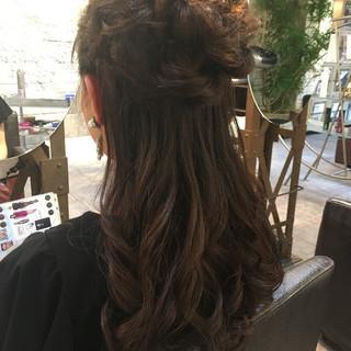 こなれ感 大人女子 小顔 フェミニン ヘアスタイルや髪型の写真・画像