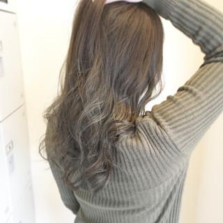 モテ髪 外国人風カラー ロング ナチュラル ヘアスタイルや髪型の写真・画像
