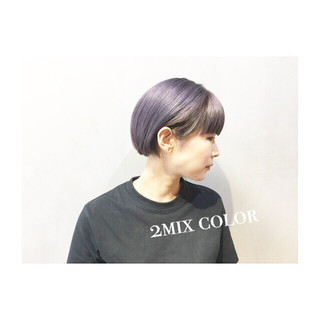 フェミニン エフォートレス 暗髪 ダークアッシュ ヘアスタイルや髪型の写真・画像