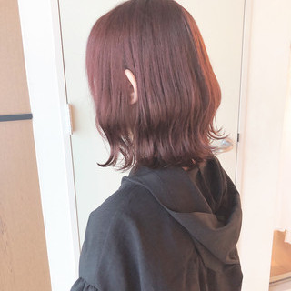 ゆるふわ かわいい 透明感 ラベンダーアッシュ ヘアスタイルや髪型の写真・画像