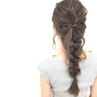 ヘアアレンジ 愛され ロング モテ髪 ヘアスタイルや髪型の写真・画像