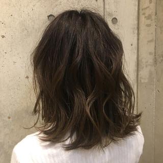 ゆるふわ フェミニン デート ハイライト ヘアスタイルや髪型の写真・画像
