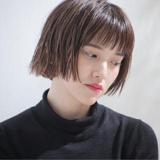 大人女子 暗髪 色気 ナチュラル ヘアスタイルや髪型の写真・画像