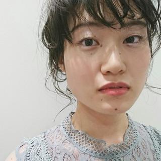 笠原優夏さんのヘアスナップ
