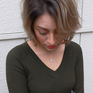 ウェーブ 大人女子 大人かわいい ゆるふわ ヘアスタイルや髪型の写真・画像