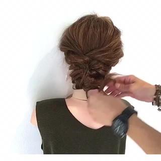 夏 デート エレガント 色気 ヘアスタイルや髪型の写真・画像