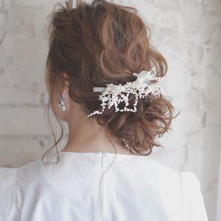セミロング パーティ 夏 ショート ヘアスタイルや髪型の写真・画像