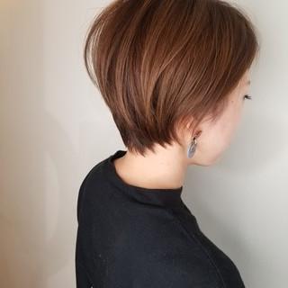 TOKIOトリートメント ショートカット ショート ハンサムショート ヘアスタイルや髪型の写真・画像