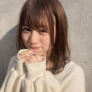 ヘアアレンジ ナチュラル 秋  ヘアスタイルや髪型の写真・画像