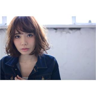 hide / mira by greenさんのヘアスナップ