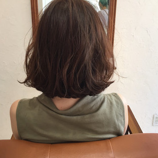グレージュ かわいい 大人かわいい ナチュラル ヘアスタイルや髪型の写真・画像
