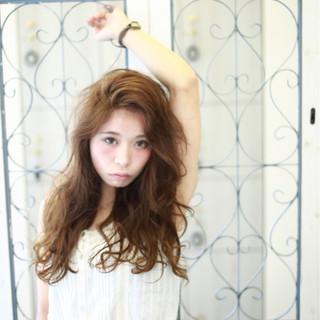 アッシュ ストリート 渋谷系 パーマ ヘアスタイルや髪型の写真・画像