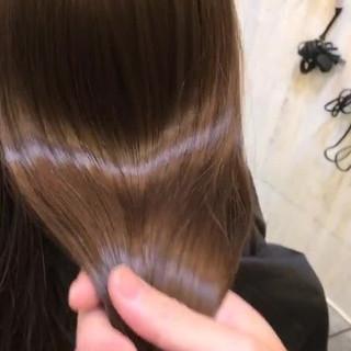 オフィス ナチュラル ヘアアレンジ ミディアム ヘアスタイルや髪型の写真・画像 ヘアスタイルや髪型の写真・画像