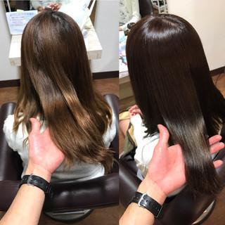 黒髪 ロング エレガント 上品 ヘアスタイルや髪型の写真・画像 ヘアスタイルや髪型の写真・画像