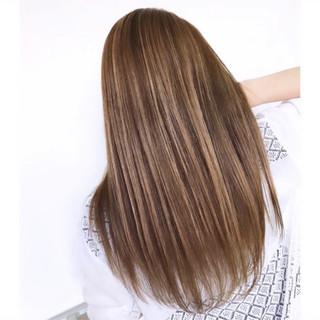 ベージュ ハイトーン ギャル モード ヘアスタイルや髪型の写真・画像