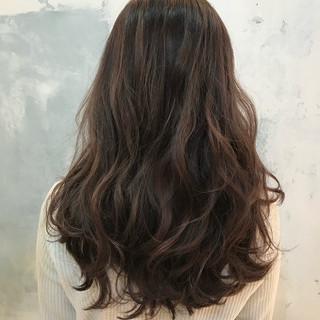 外国人風カラー ストリート ミディアム グラデーションカラー ヘアスタイルや髪型の写真・画像