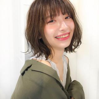 ミディアムヘアのカリスマ!【星野 達】さんのヘアスナップ