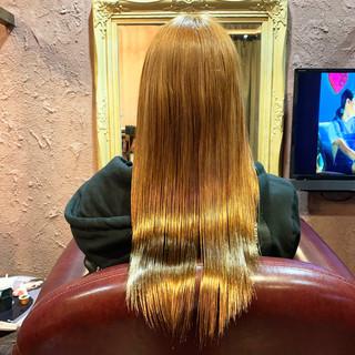 オフィス デート ロング 簡単ヘアアレンジ ヘアスタイルや髪型の写真・画像 ヘアスタイルや髪型の写真・画像