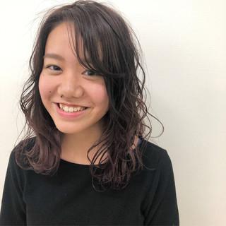 グラデーションカラー アンニュイ 外国人風 ヘアアレンジ ヘアスタイルや髪型の写真・画像