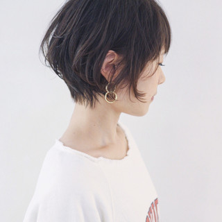 ウェーブ 大人女子 ナチュラル くせ毛風 ヘアスタイルや髪型の写真・画像 ヘアスタイルや髪型の写真・画像