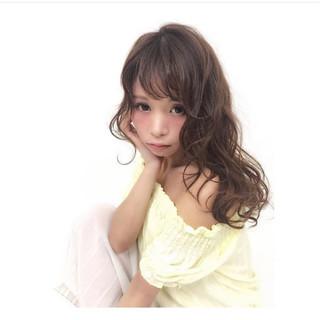 透明感 こなれ感 大人女子 おフェロ ヘアスタイルや髪型の写真・画像