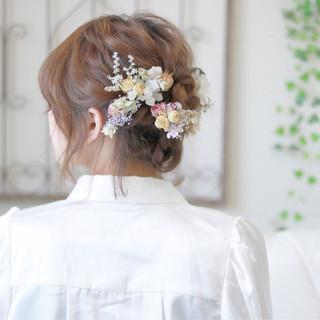 色気 夏 大人かわいい ナチュラル ヘアスタイルや髪型の写真・画像