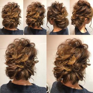 ゆるふわ ロング 外国人風 ヘアアレンジ ヘアスタイルや髪型の写真・画像