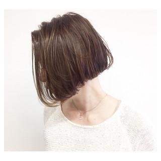 草薙幹之さんのヘアスナップ