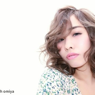 色気 外国人風 アッシュ ボブ ヘアスタイルや髪型の写真・画像 ヘアスタイルや髪型の写真・画像